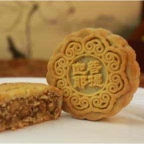 好评如潮 | 五大圣地的五仁月饼,净素手工零添加,精细料足味道好!!